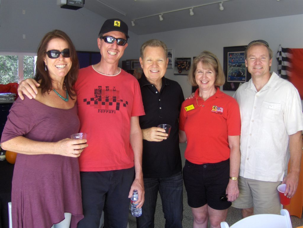 017 vida and bill siino sd region president gary peterson randi and dave osen