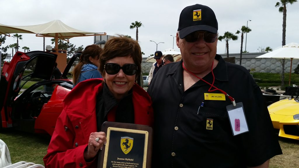 Joanne and Jim Hyldahl, Co-Chairs