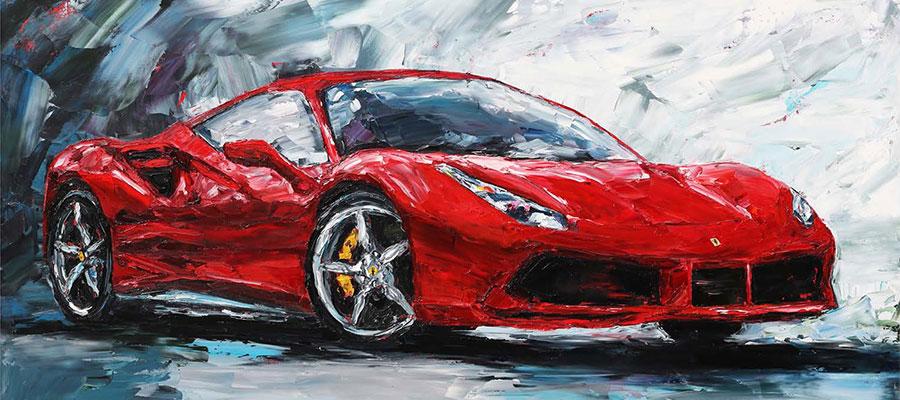 Art 'N Car – Jan 25, 2020