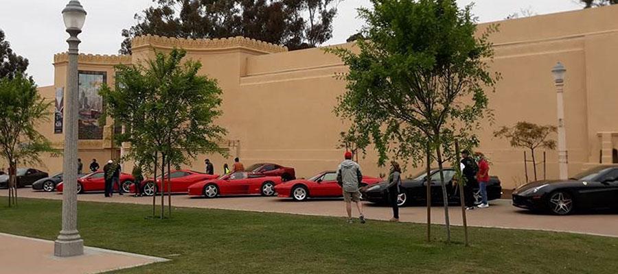 Fabulous Ferrari Day [Article]